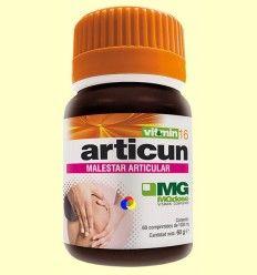 Articun - Malestar Articular - MGdose - 60 comprimidos