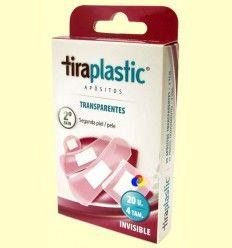 Tiraplastic Apósitos - Transparentes - 20 unidades