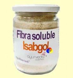 Isabgol Fibra Soluble- Ayurveda - 125 gramos *+