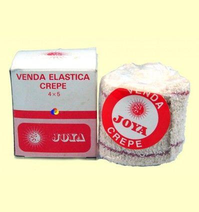 Venda Elástica Crepé 4 x 5 - JOYA - 1 unidad