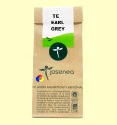 Té earl grey granel - Josenea infusiones ecológicas - 50 gramos