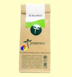 Té blanco granel - Josenea infusiones ecológicas - 25 gramos