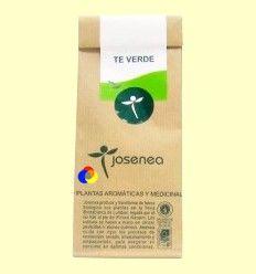 Té verde - Josenea infusiones ecológicas - 10 pirámides