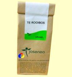 Té Rooibos - Josenea infusiones ecológicas - 10 pirámides