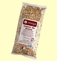 Copos de Avena Bio - Mimasa - 500 gramos