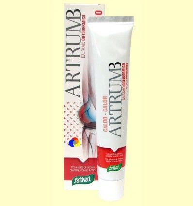 Artrum Calor - Bálsamo Ortodérmico - Santiveri - 75 ml