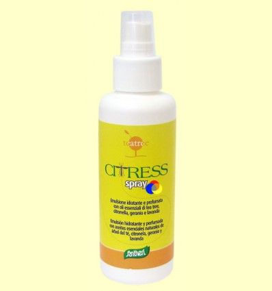 Citress Spray - Emulsión hidratante - Santiveri - 100 ml