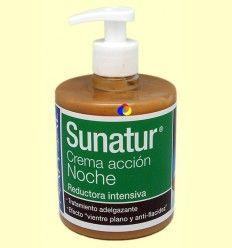 ¨Sunatur - Crema reductora intensiva noche - Natysal - 500 ml*
