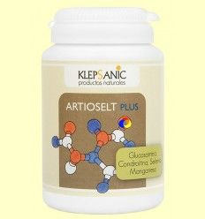 Artioselt Plus - Sistema Osteoarticular - Klepsanic - 80 cápsulas *