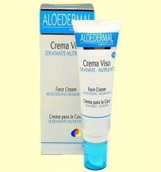 Crema para la cara Aloedermal - laboratorios Esi - 50 ml