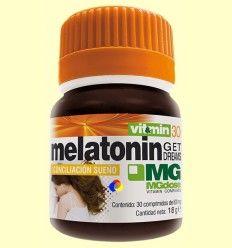 Melatonin Get Dreams - Conciliación Sueño - MGdose - 30 comprimidos