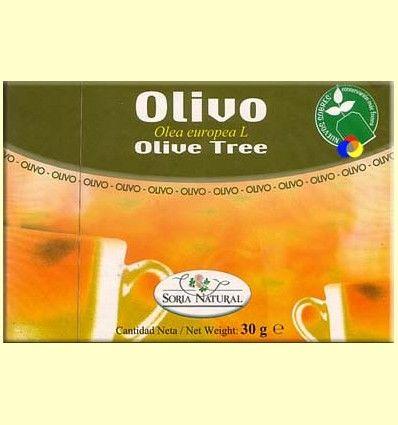 Olivo - Soria Natural - 20 filtros