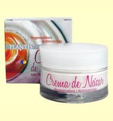 Crema de Nácar con Rosa Mosqueta - Plantis - 50 ml