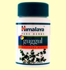Guggul - Commiphora wightii - Himalaya Herbals - 60 cápsulas