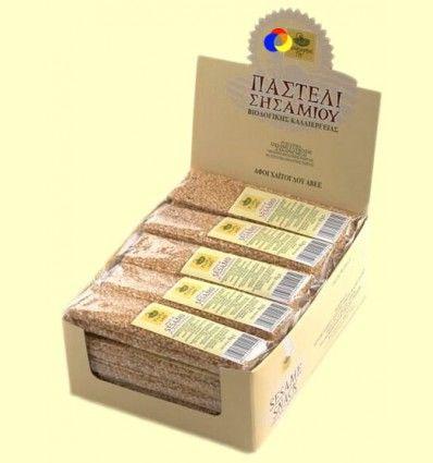 Snack de Sésamo Ecológico - Mimasa - 40 gramos