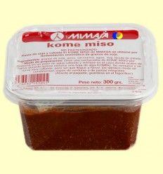 Kome Miso - No pasteurizado - Mimasa - 300 gramos