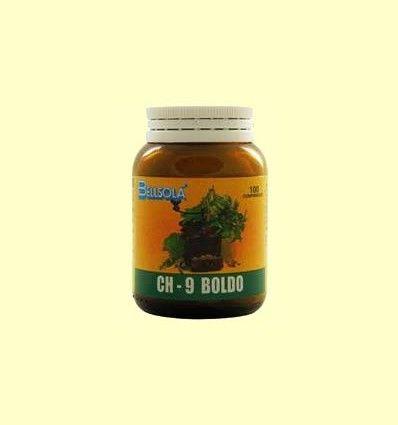 Boldo CH-9 - Bellsolá - 100 comprimidos