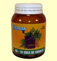 Cola de Caballo - Bellsolá - 100 comprimidos