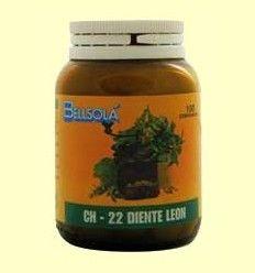 Diente de León - Bellsolá - 100 comprimidos