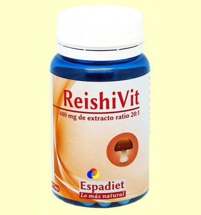 ReishiVit - Espadiet - 60 cápsulas