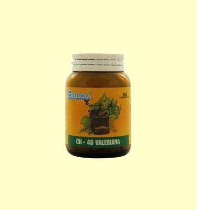 Valeriana - Bellsolá - 100 comprimidos