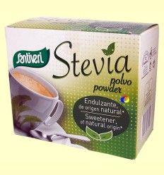 Stevia Polvo Sobres - Santiveri - 50 sobres