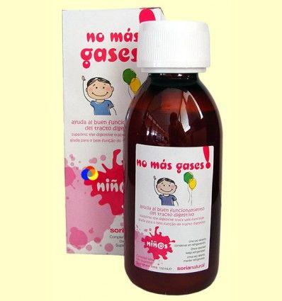 No más gases - Soria Natural - 150 ml *