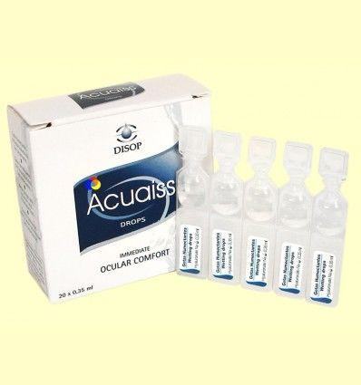 Acuaiss - Gotas oculares - Disop - 20 monodosis