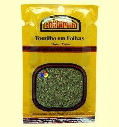 Tomillo en hojas - Condimar - 8 gramos