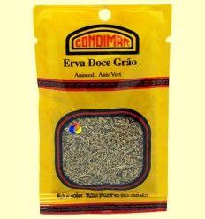 Anís verde en grano - Condimar - 12 gramos