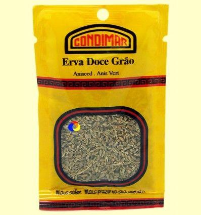 Anís verde en grano - Condimar - 12 gramos *