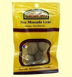 Nuez moscada en grano - Condimar - 15 gramos