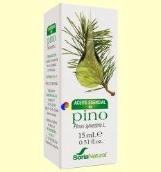 Pino - Aceite esencial - Soria Natural - 15 ml