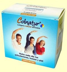 Colnatur - Colágeno Natural Asimilable - 21 sobres