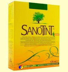 Tinte Sanotint Light - Castaño Dorado 75 - 125 ml