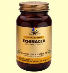 Equinacea Máxima Potencia - Solgar - 100 cápsulas vegetales