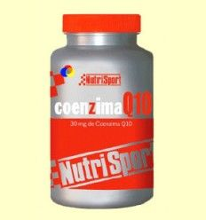 Coenzima Q-10 - Nutrisport - 60 cápsulas Licaps