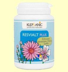Resvialt Plus - Vías Respiratorias - Klepsanic - 60 cápsulas