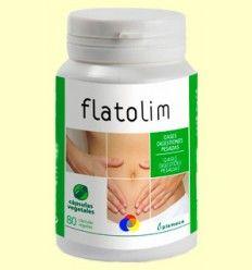 Flatolim - Gases y digestiones pesadas - Plameca - 80 cápsulas