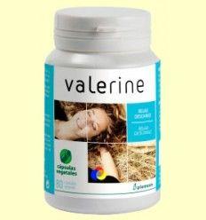 Valerine - Relax y descanso - Plameca - 80 cápsulas