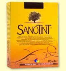 Tinte Sanotint Classic - Negro 01 - Sanotint - 125 ml