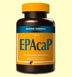 Epacap - Omega-3 - Enzime Sabinco - 50 cápsulas