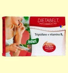 Dietabelt Triptófano + Vitamina B6 - Santiveri - 40 cápsulas