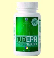 NuaEPA 1200 - Ácido Eicosapentaenoico - 90 cápsulas