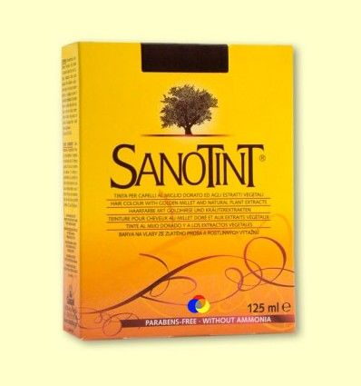 Tinte Sanotint Classic - Rubio natural 09 - Sanotint - 125 ml