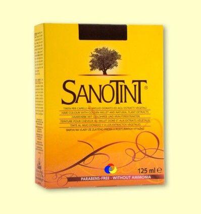 Tinte Sanotint Classic - Negro azulado 17 - Sanotint - 125 ml