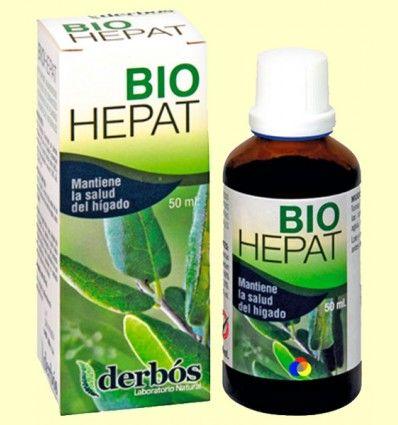 Bio Hepat - Salud el hígado - Derbós - 50 ml