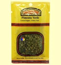 Pimienta verde - Condimar - 6 gramos