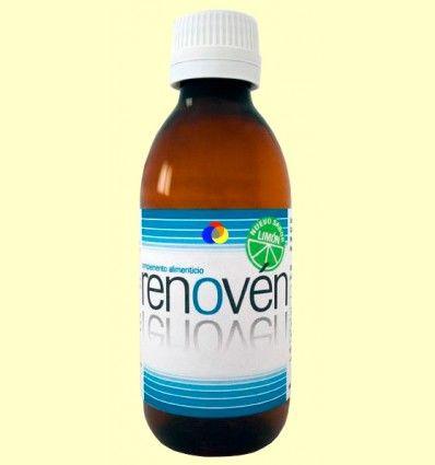 Renoven Limón Jarabe - Sistema Inmunológico - 200 ml