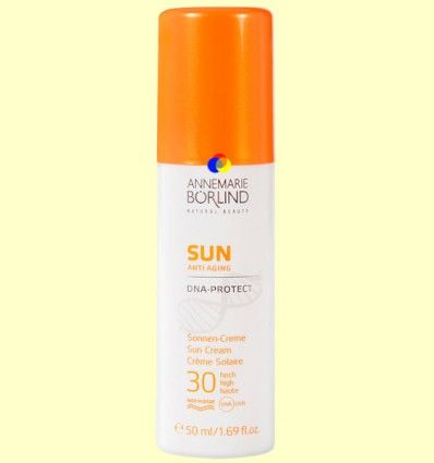 Sun DNA-Protect Crema Solar IP 30 Alto - Anne Marie Börlind - 50 ml